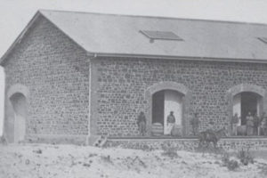 1870's - Railway Goods Shed