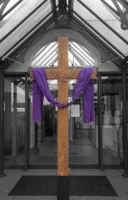Good Friday Cross - Click for full size