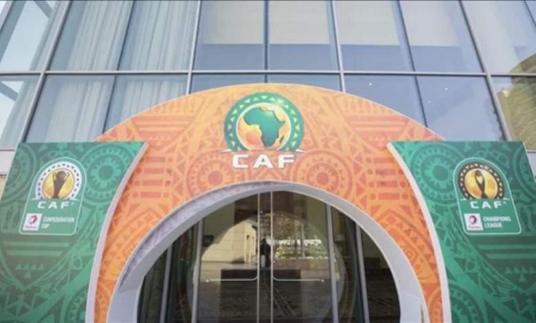 صورة الكاف يؤكد رفضه برمجة المباريات الدولية في غينيا