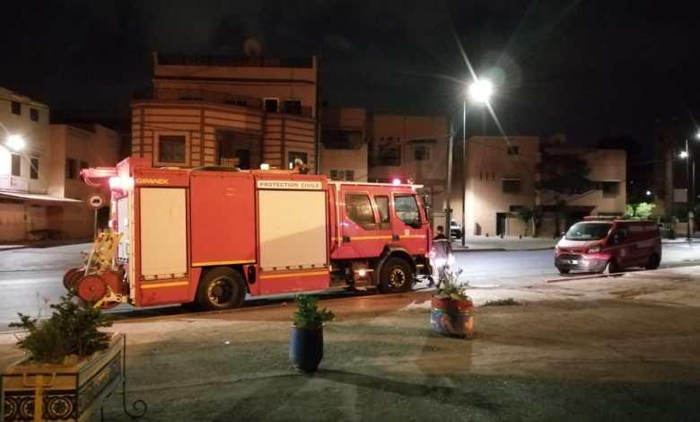 صورة رائحة كريهة تقود أمن مراكش للعثور على ستيني جثة هامدة +صور