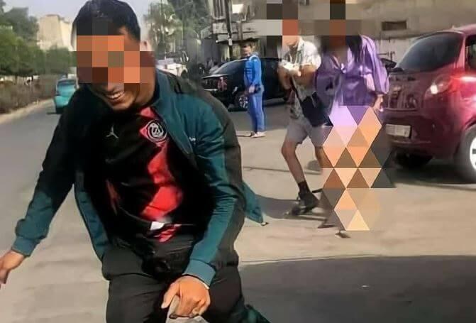 صورة أمن طنجة يوقف مصور ڨيديو تعرية فتاة بالشارع العام والبحث جاري عن المعتدي