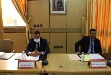 صورة المجلس الاقليمي لشيشاوة يعقد دورة استثنائية لإنتخاب رؤساء اللجان الدائمة