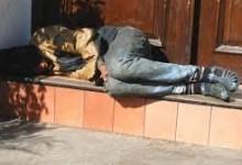 صورة استفحال ظاهرة المتشردين وأطفال الشوارع وغياب مأوى