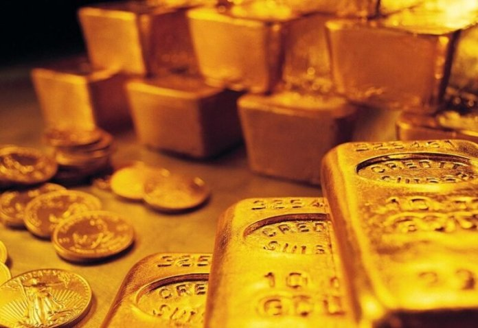 The rise in the price of gold