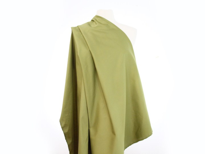 SatineFlex – Olive Green