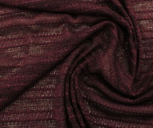 Sweater Lace – Plum