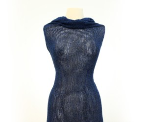 Lace Knit – Blue