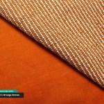 Spring Tweed -Papaya