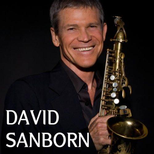 david sanborn backing tracks