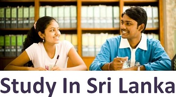 بورسیه های تحصیلی دوره لیسانس کشور سریلانکا ۲۰۱۷