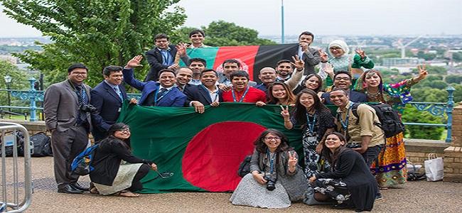 بورس های مقطع لیسانس کشور بنگله دیش سال ۲۰۱۸