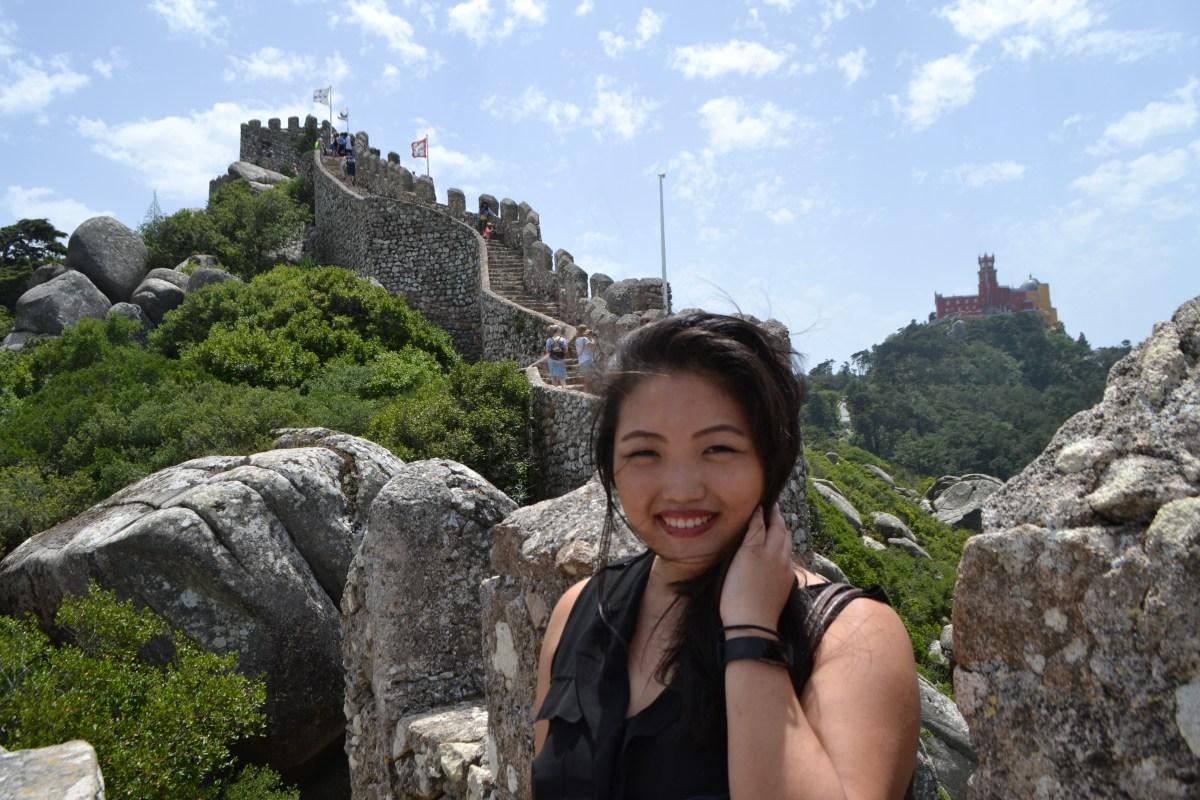 Sintra Castle of Moors