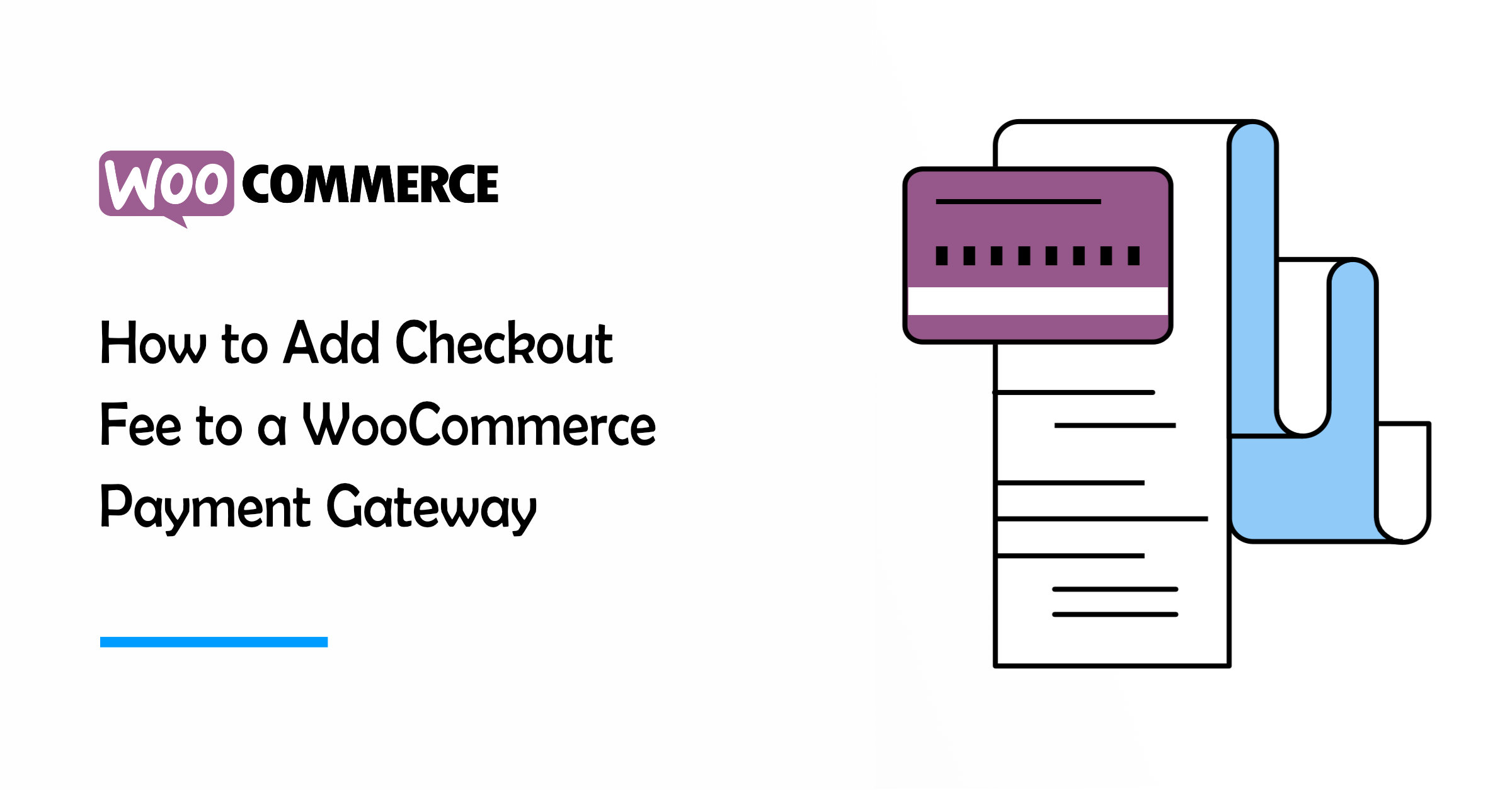 How to Add WooCommerce Checkout Fee for a Payment Gateway: Free Tutorial #1