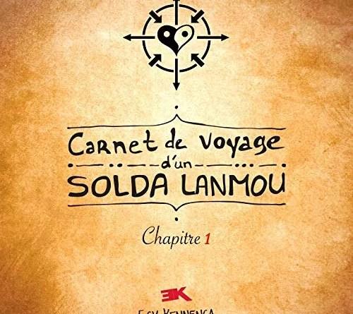 Carnet de voyage d'un solda lanmou (Chapitre 1), E.sy Kennenga
