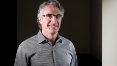 Gubernatorial candidate, Doug Burgum talks about his campaign for governor now that Wayne Stenehjem was nominated at the Republican convention.  Jesse Trelstad/ Grand Forks Herald
