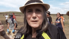 amy-goodman-pipeline-protest