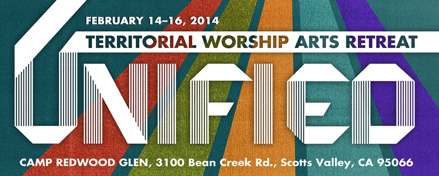 Territorial Worship Arts Retreat 2014