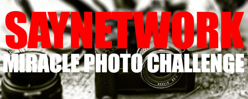 SAYNETWORK INSTAGRAM PHOTO CHALLENGE