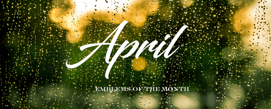 Emblems of the Month – April