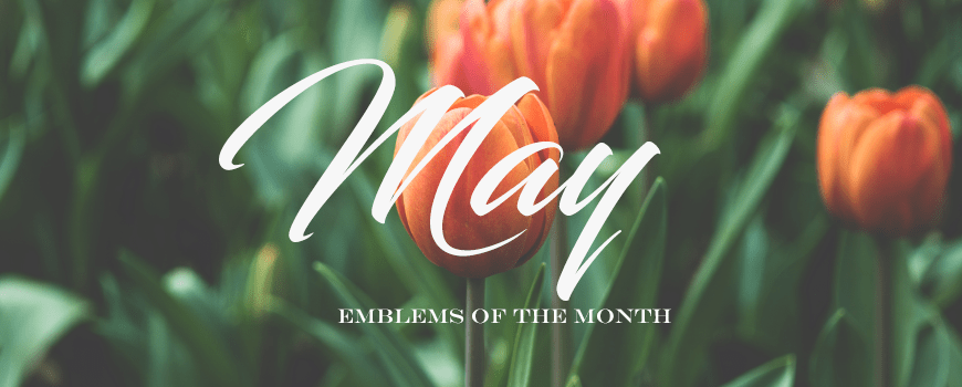 Emblems of the Month – May