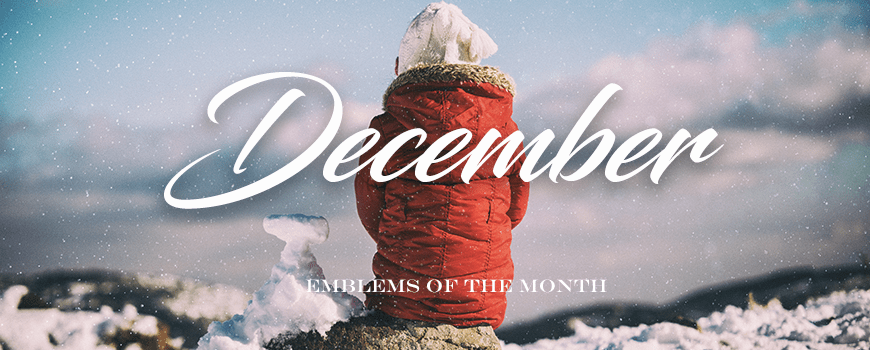 Emblems of the Month – December