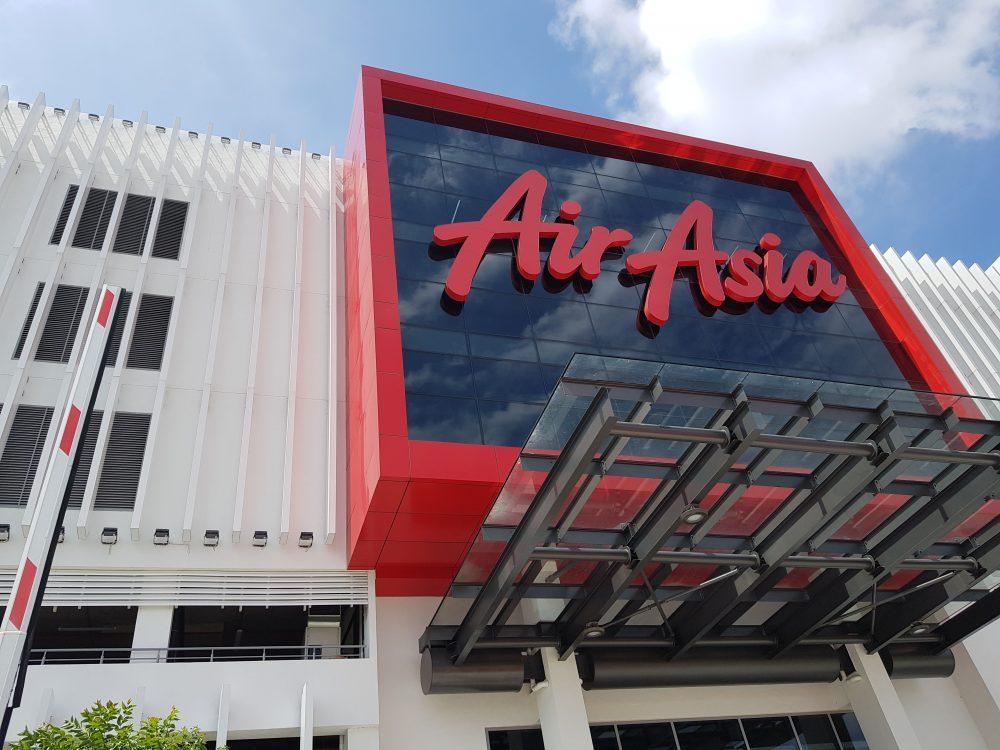 AirAsia飛機餐