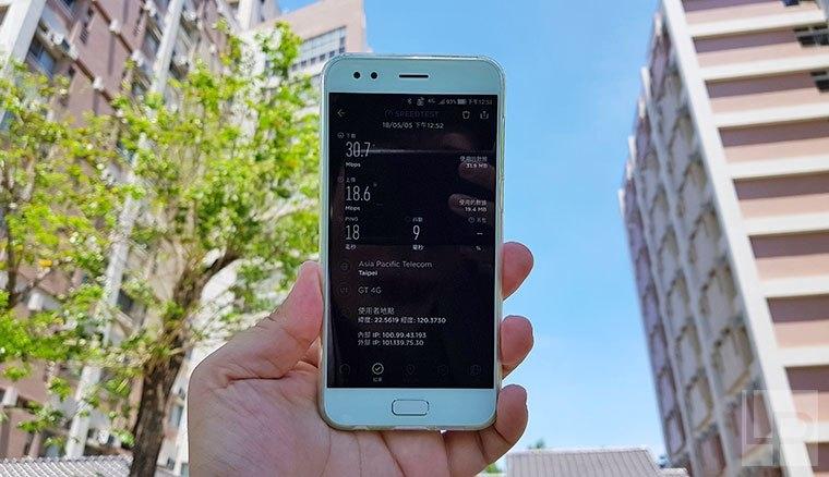 還以為亞太電信4G網路比別人慢?高雄多所大學實地跑速測試,結果出乎意料!