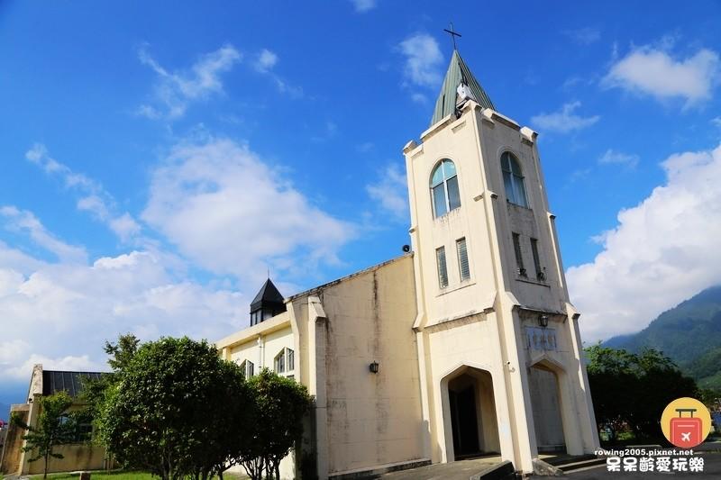 《台中。遊》 梨山耶穌堂 海拔最高的教堂 超美超夢幻的證婚台