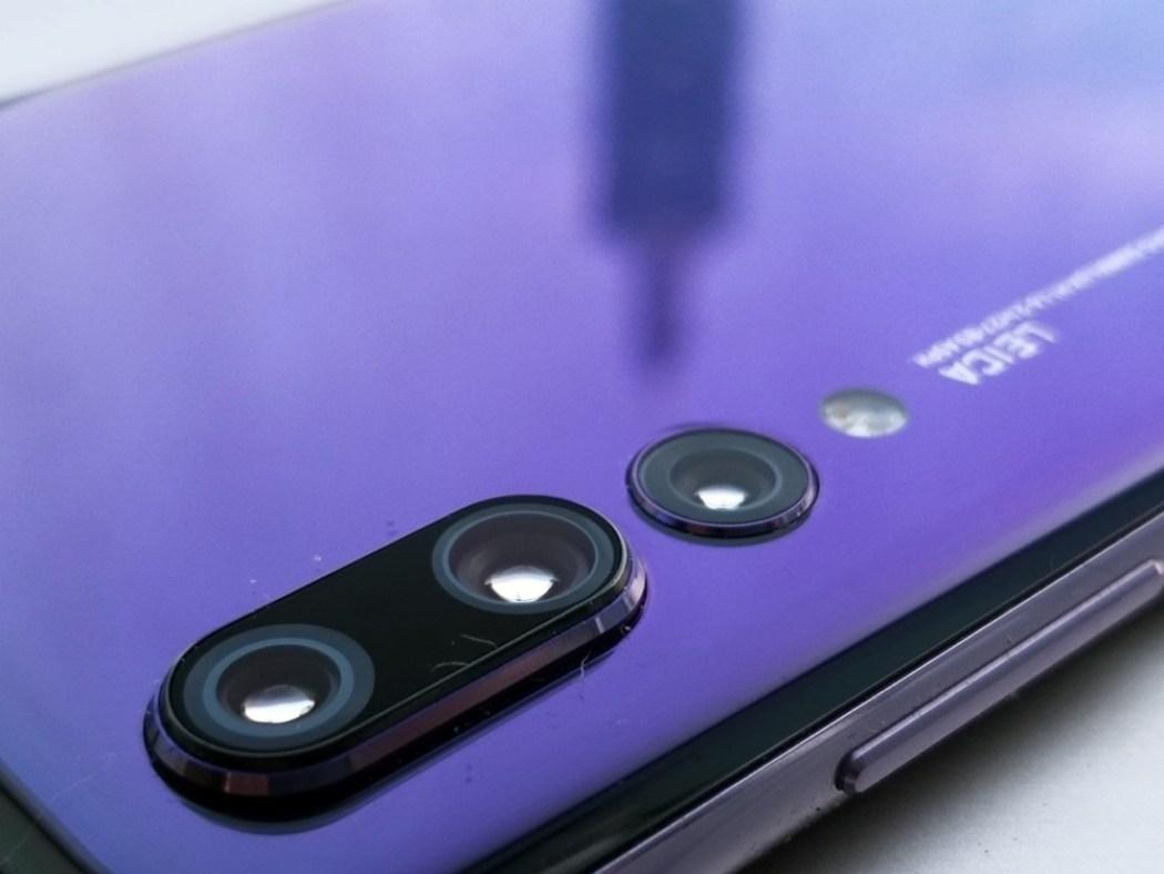華為HUAWEI P20 Pro AI 三鏡頭搭載人工智慧,拍照功能更強大手機更好用-存摺攝影