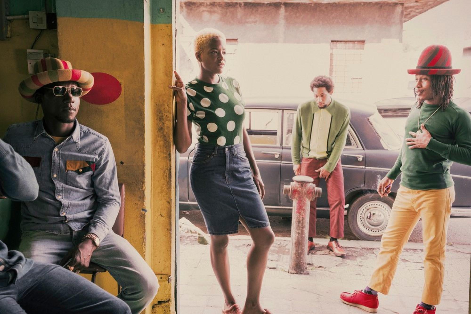 LEVI'S Vintage Clothing 2018秋冬系列以牙買加風格詮釋美式精神