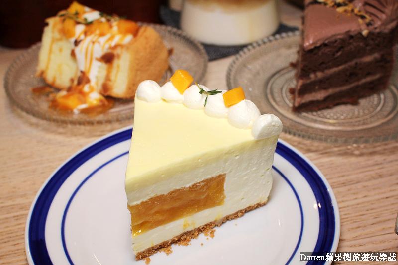 日暖珈琲/桃園咖啡廳/日暖咖啡蛋糕/桃園甜點店