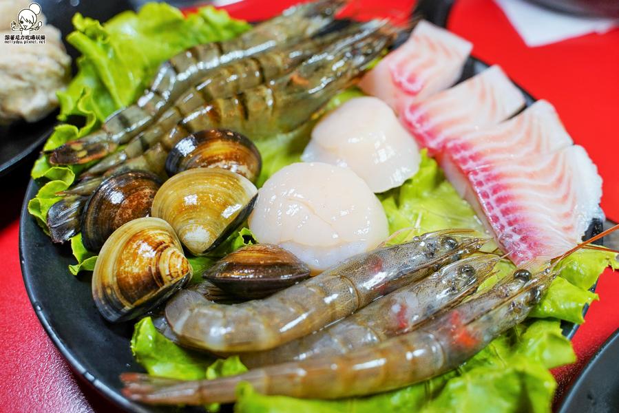 麻麻桑 火鍋 鍋物 百元 海鮮 聚餐 捷運美食 高雄火鍋