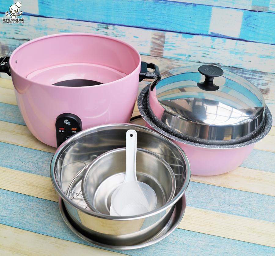 電鍋 萬用鍋 鍋寶 萬用316分離式電鍋 不沾外鍋 #電鍋推薦