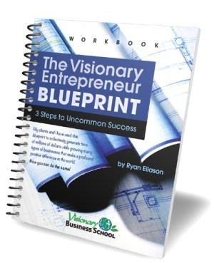 visionary entrepreneur blueprint