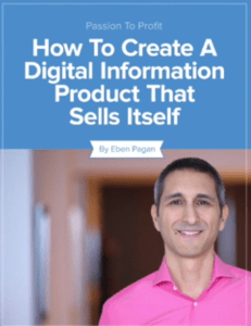 digital product creation webinar