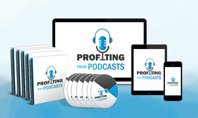Profiting From Podcasts by Steve Olsher