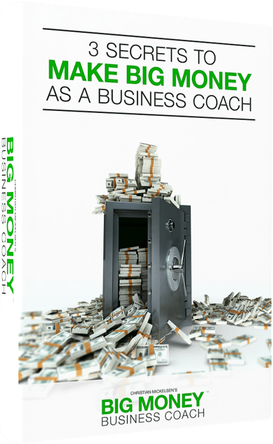 Big Money Business Coach Free Series
