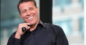 Tony Robbins - Co-founder of the Knowledge Business Blueprint
