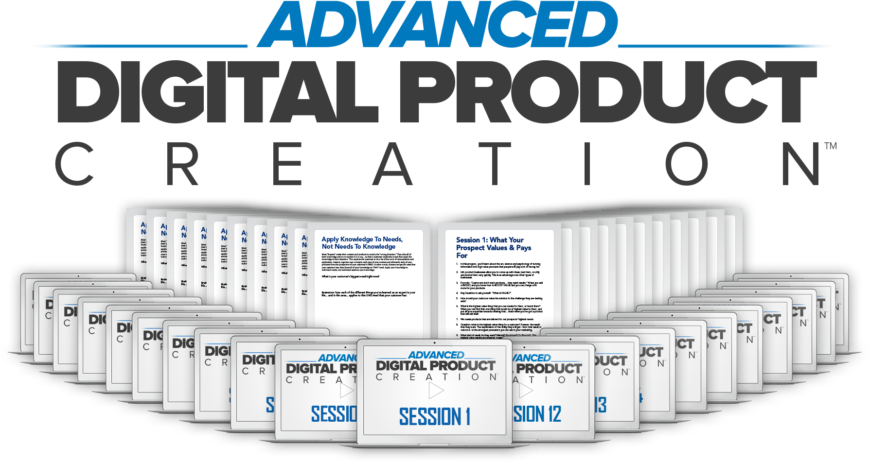Advanced Digital Product Creation