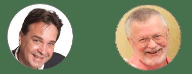 John Kremer and Daniel Hall