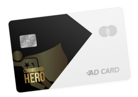 commission hero card