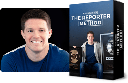 The Reporter Method with Russell Brunson