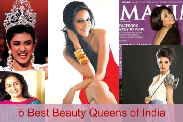 5 Best Miss India Ever – Beauty with Intellect