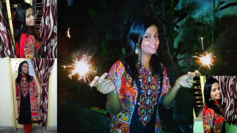 The Diwali Night with fbb – OOTN
