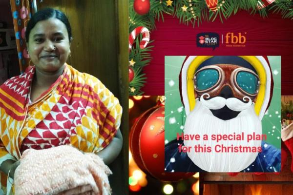 Be The Different Santa – #fbbSpreadTheJoy