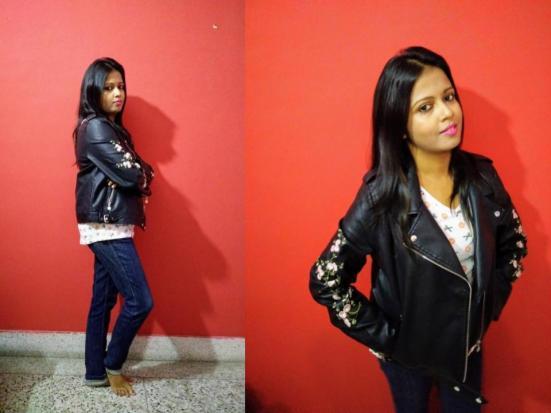 denim and jacket