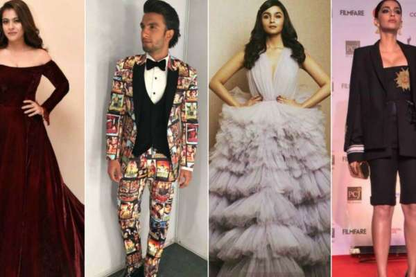 Celebrities Who Raised the 'Fashion Quotient' at JIO Awards 2018