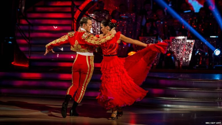 Paso Doble Dance