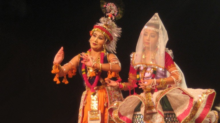 Manipuri Dance – A to Z Challenge April 2018 #DanceKaPunchnama
