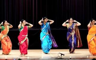 Lavani Dance